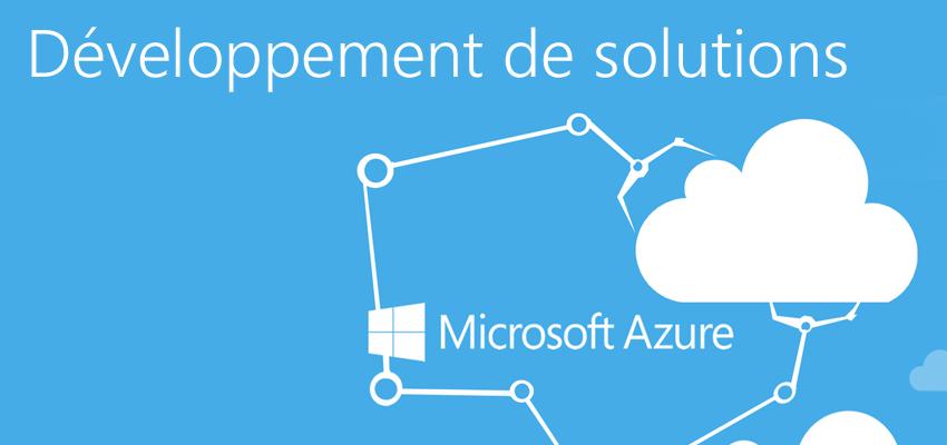 Develooepement application Microsoft Azure